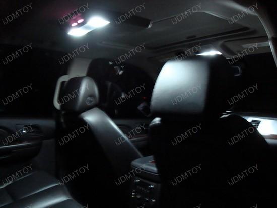 Cadillac - Escalade - LED - Interior - Lights - Package - 3